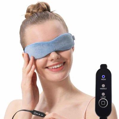 Aroma Season Heated Eye Mask