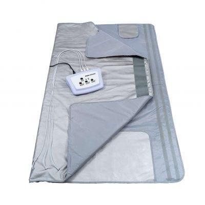 Gizmo Supply 3 Zone Temperature Far Infrared Sauna Blanket