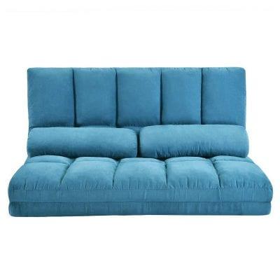 Harper & Bright Designs Adjustable Floor Couch