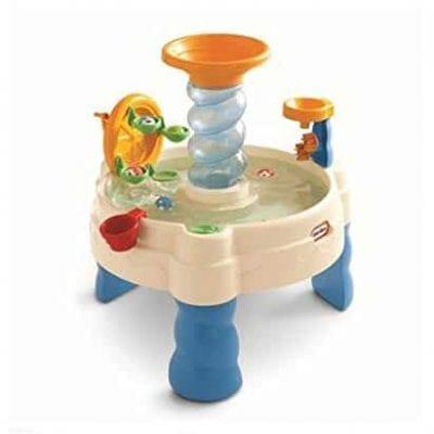 Little Tikes Spiralin Water Park Table