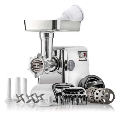 The Powerful STX Electric Turboforce Meat Grinder