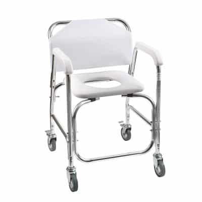 DMI Rolling Shower Wheelchairs