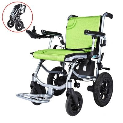 JL-GROUP Electric Lightweight Wheelchairs