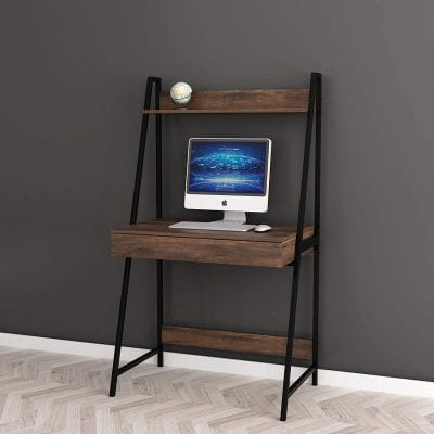 Unknown 2-Tier Home Office Computer Laptop Desk