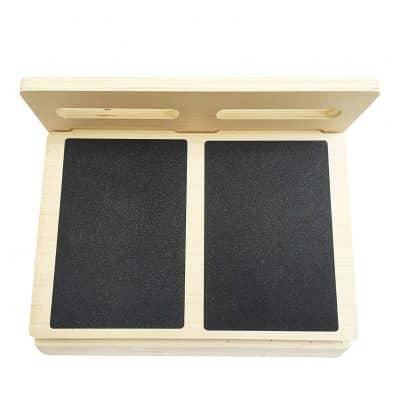 WODFitters Wooden Slant Board