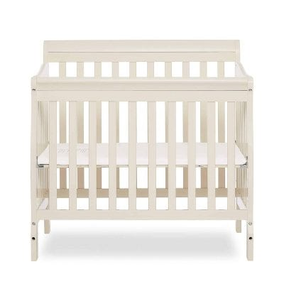 Dream On Me Aden 4-In-1 Mini Crib