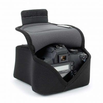 USA Gear Camera Sleeve Case