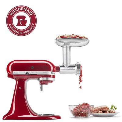 KitchenAid Metal Powerful Meat Grinder