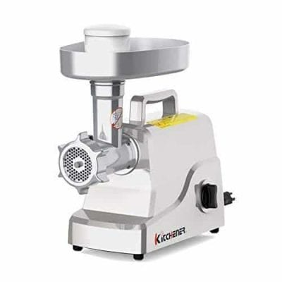 Kitchener Meat Grinder Stainless Steel