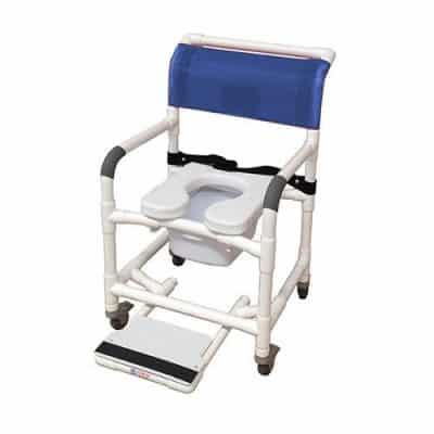 MJM International Shower Wheelchair