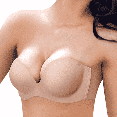 Self Adhesive Bra for Backless Dress