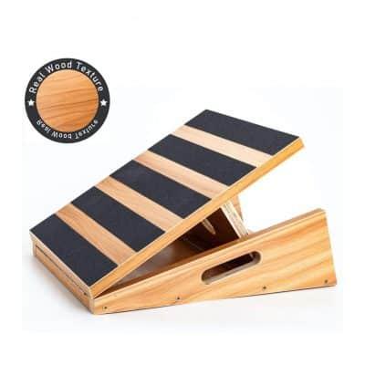 StrongTek Professional Wooden Slant Board