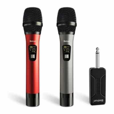 Bietrun Wireless Microphone