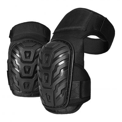 CE' CERDR Professional Knee Pads for Work