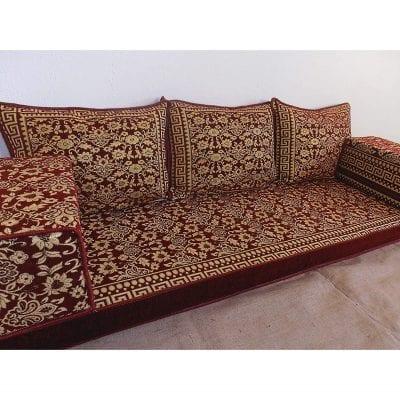 Mysticalanatolia Floor Sofa