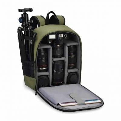 CADeN Camera Backpack Waterproof Case