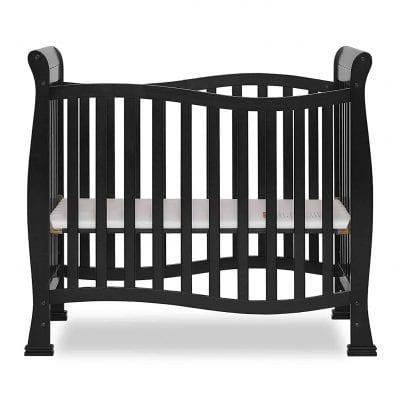 Dream on Me Mini Crib Violet