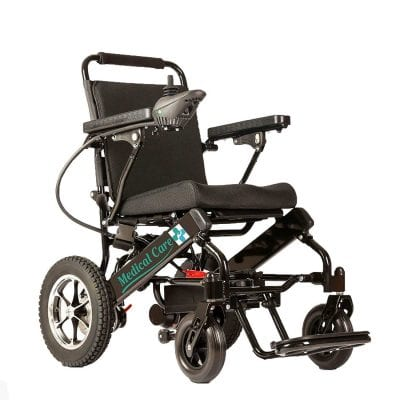Medical Care Bluetooth Remote Electric Wheelchair
