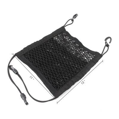 Cargo Net, 2 Pocket Net Bag