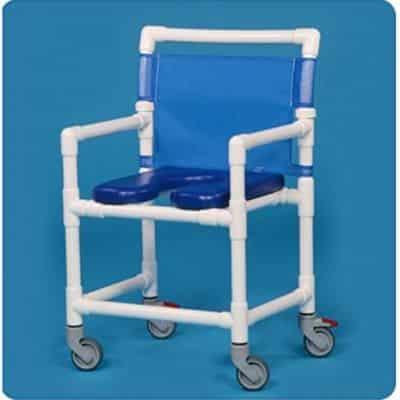 IPU VL OF9200 Rolling Shower Wheelchair