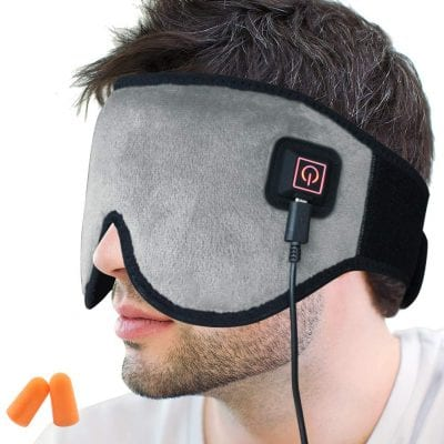 Creatrill Heated Eye Mask