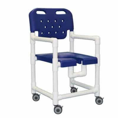 Innovative Products Unlimited 21LBS Shower Wheelchair (ELT817 B Elite)