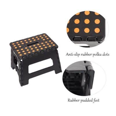 Dporticus Super Strong Folding Step Stool