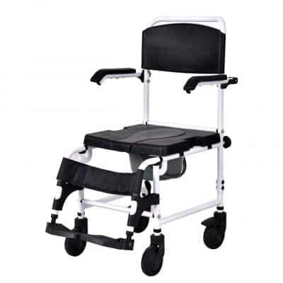 Giantex Sturdy Shower Wheelchair