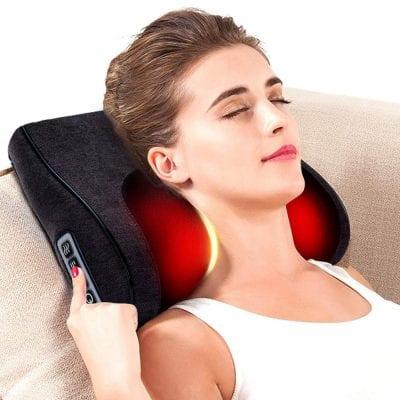 Kim Carrey Shiatsu Neck and Shoulder Massager