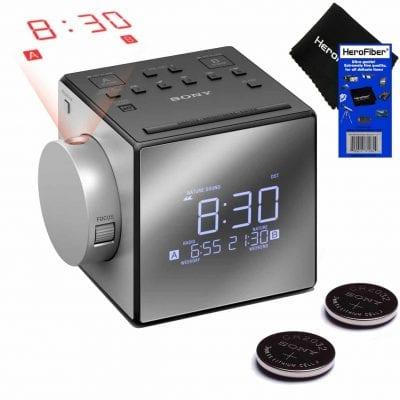 Sony Projector Dual Alarm Clock