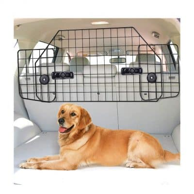 TOOCA Dog Barrier for SUV/Jeep/Truck