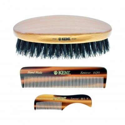 Kent Beard and Mustache Grooming Kit