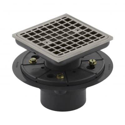 Kohler K-9136-BN Tile-In Square Shower Drain
