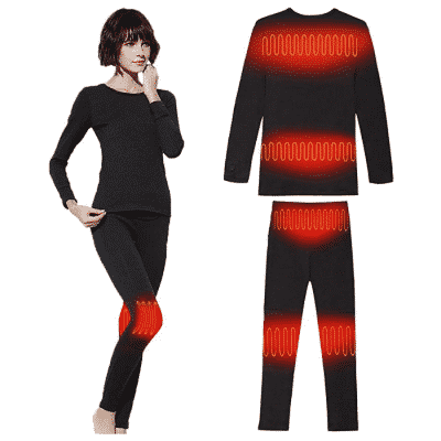 Sunwill Thermal Underwear for Men and Women