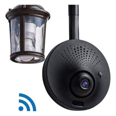 Toucan Outdoor Bulb Security Camera