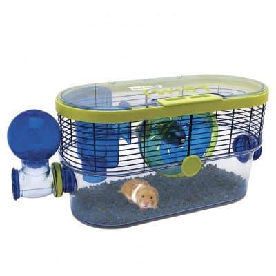 Habitrail Twist Oblong Hamster Cage