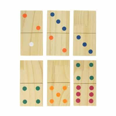 Hey! Play! Dominoes GMaame Set