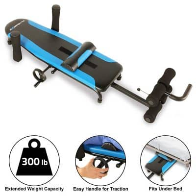 Exerpeutic 100 Back Stretch Traction Table