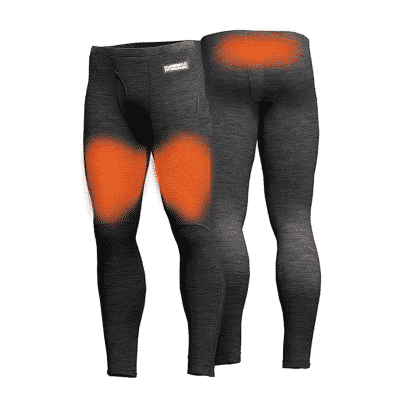 Mobile Warming Men's Primer Bluetooth Battery Heated Pant