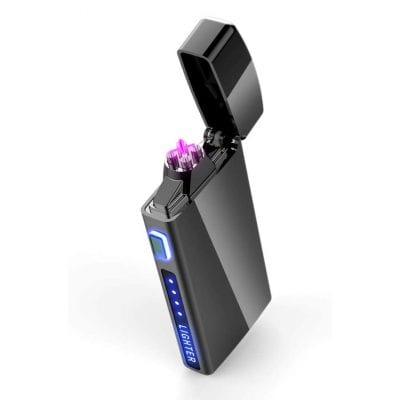 iLevar Dual Arc Plasma Lighter