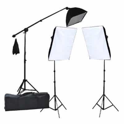 Fancier Studio Lighting Kit
