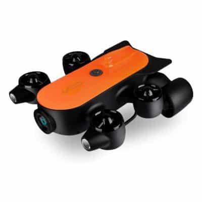 GENEINNO 150M Tether ROV Robot Underwater Drone