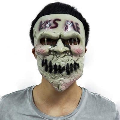 Gmasking Horror Masks