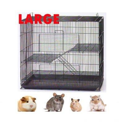 Mcage Multi-Level Hamster Cage