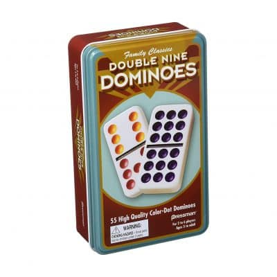 Pressman Dominoes Set