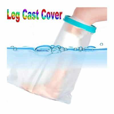 Lxuemlu Waterproof Leg Cast Cover