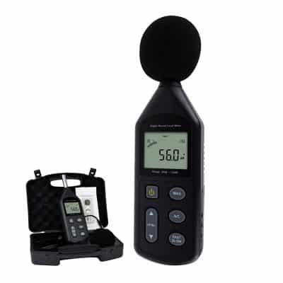TEKCOPLUS Digital Sound Level Meter Noise Tester