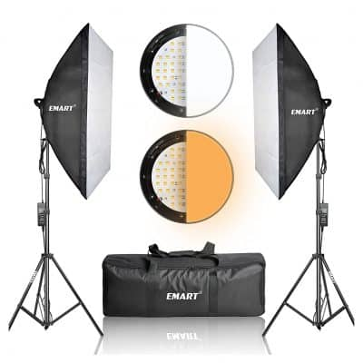 Emart Photography Softbox Lighting Kit