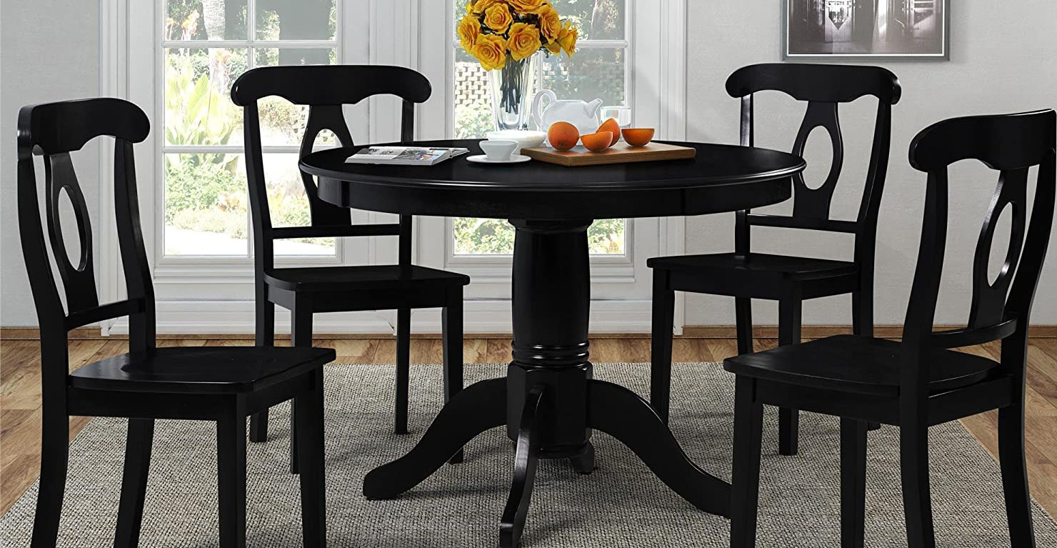 Top 10 Best Round Kitchen Table Sets in 2020 Reviews ...