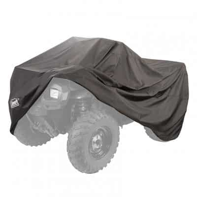 Coleman ATV Cover - All-Weather Protection, Black